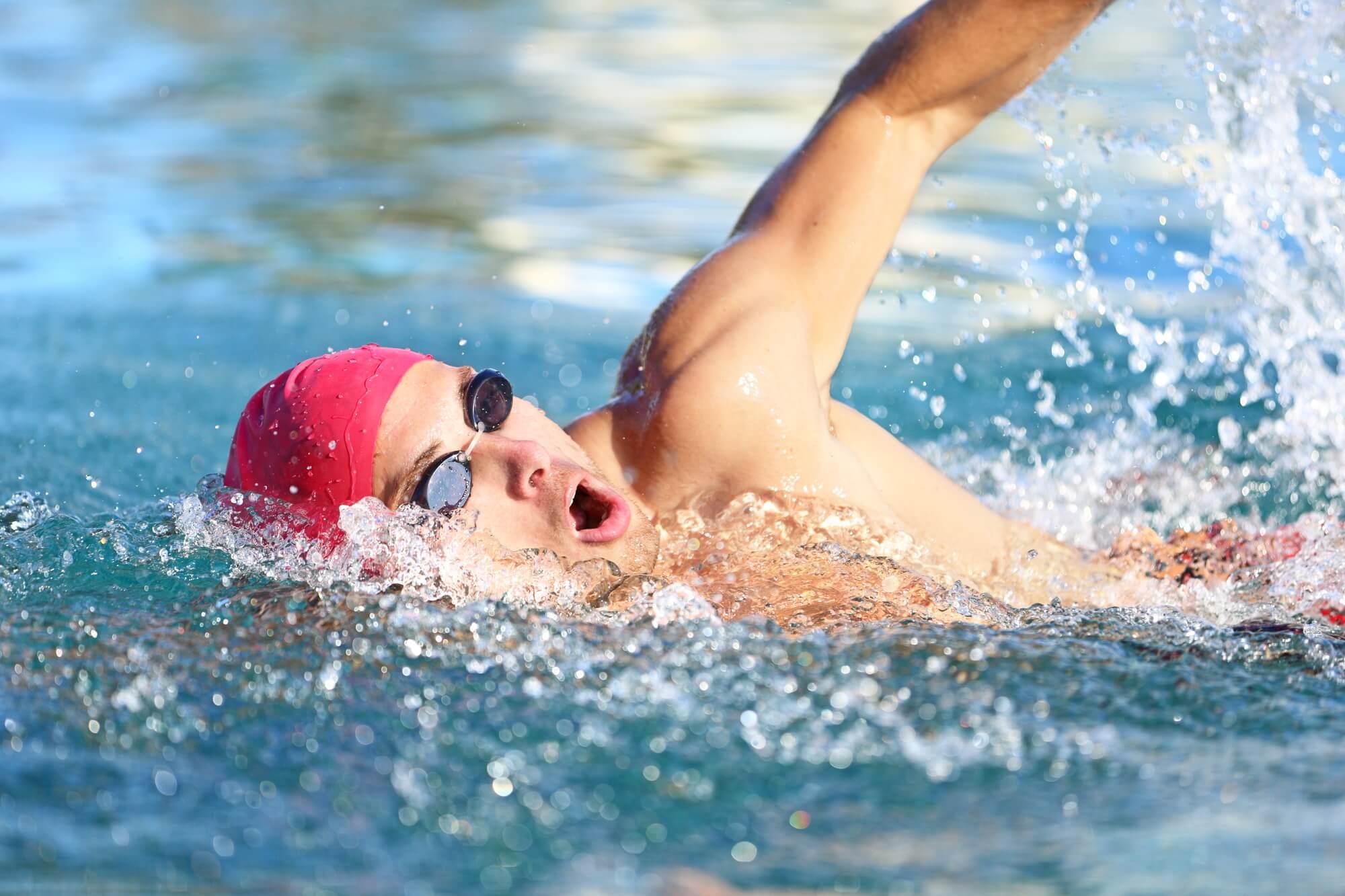 swimmer anti fog spray for swimming goggles